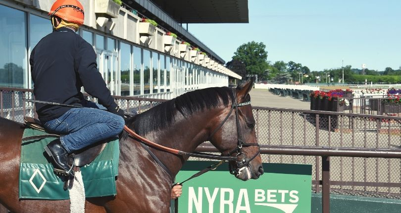 Modernist headlines Peter Pan (G3) on Opening Day at Saratoga
